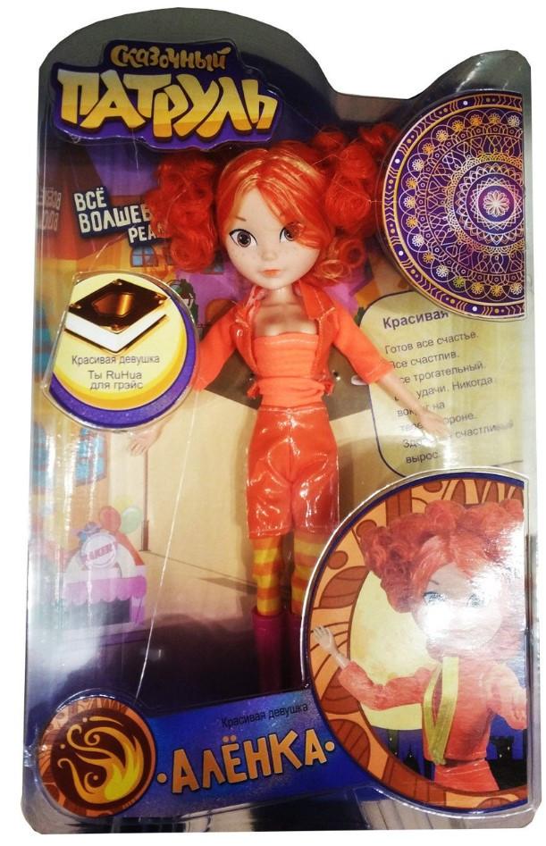 Кукла Сказочный патруль Аленка 23см