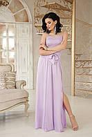 Платье GLEM Эшли б/р M Лавандовый (GLM-pl00292)