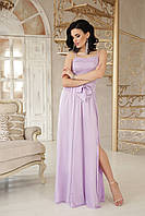 Платье GLEM Эшли б/р L Лавандовый (GLM-pl00293)