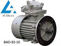 Взрывозащищенный электродвигатель ВАО-92-10 40кВт 600об/мин
