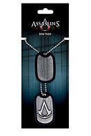 Кулон на цепочке Assassins Creed Dog Tags