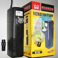 SunSun HJ-732 фільтр внутрішній для акваріума 80-100 л
