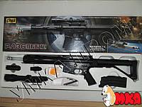 Детский автомат SIG550  P136 с лазерным прицелом