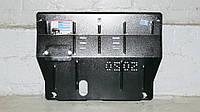 Защита картера двигателя и кпп MG 3 Cross 2011-