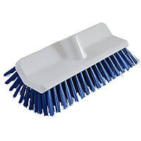 Щітка для чистки дворівневої форми середньої жосткості синя FALCON 9010B