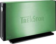 """Накопитель внешний HDD 3.5"""" USB 1.0TB TrekStor DataStation maxi m.ub Green (TS35-1000MMUG) Восстановленный"""