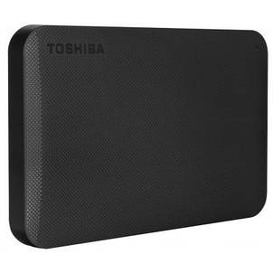 "Накопитель внешний HDD 2.5"" USB 1.0TB Toshiba Canvio Ready Black (HDTP210EK3AA), фото 2"