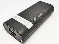 Зарядное устройство PowerBank 6000 mAh 6000 mAh Черный