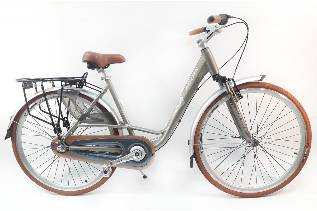 """Городской велосипед Ardis City 28"""" (серый)"""