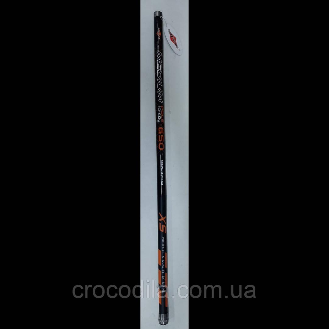 Поплавочное удилище Mifine Medium Pole 650 10-40 грамм.