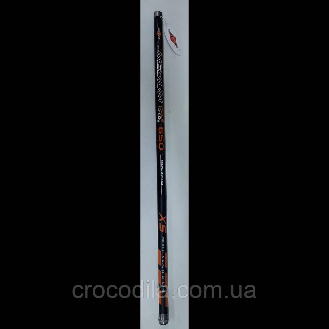 Поплавочное вудилище Mifine Medium Pole 550 10-40 грам.