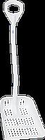 Лопата поліпропіленова з перфорованим полотном 1145 мм VIKAN 56035
