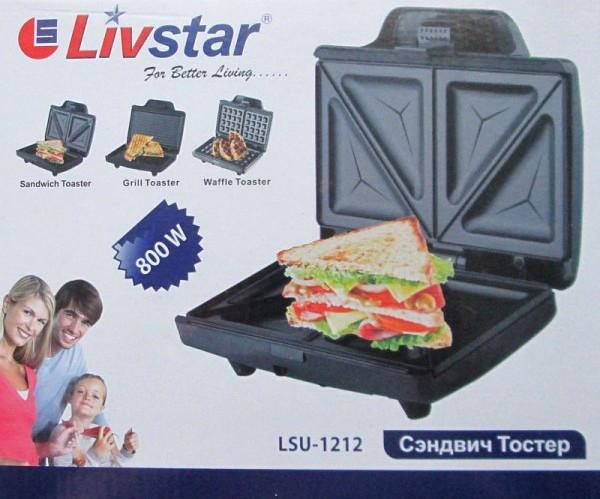 Бутербродница Livstar