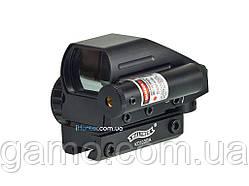 Коллиматорный прицел Walther 103HD с Лазером 11мм