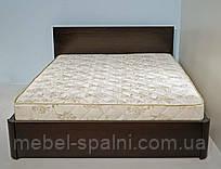 """Кровать с подъёмным механизмом двуспальная деревянная """"Марина"""" kr.mn7.1"""