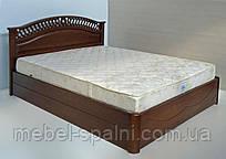 """Кровать с подъёмным механизмом двуспальная деревянная """"Глория"""" kr.gl7.2"""
