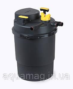 Напорный фильтр Hagen Pressure Flo 6000UV 11/ 6000л для пруда, водопада, водоема, каскада
