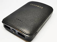 Power Bank Samsung 2USB (1A+2.1А) 15000 mAh Чорний