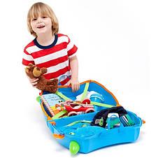 Детский дорожный чемоданчик TRUNKI TERRANCE , фото 3