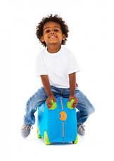 Дитячий дорожній валізку TRUNKI TERRANCE, фото 3