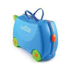 Детский дорожный чемоданчик TRUNKI TERRANCE , фото 2