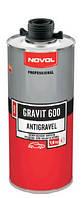 Антигравийное покрытие Novol GRAVIT 600  MS  - чёрный (1,8 кг)