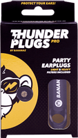 Беруши Bananaz Thunderplugs Pro