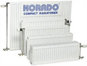 Стальные радиаторы Korado тип 22