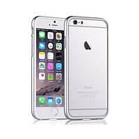 Бампер металевий Vouni для iPhone 6 Air Silver