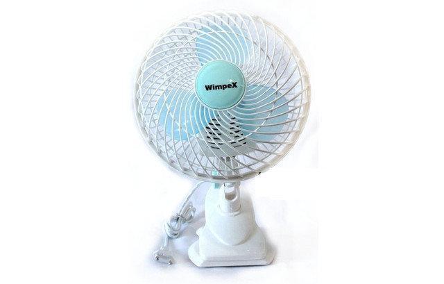 Вентилятор Wimpex на прищепке