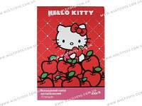 Бумага цветная метал. (10л0цвет.) А4 Hello Kitty