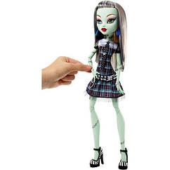 "Монстер Хай Большие Monster high Фрэнки Штейн  Страшно высокие 43см, Frightfully Tall Ghouls Frankie Stein 17"""