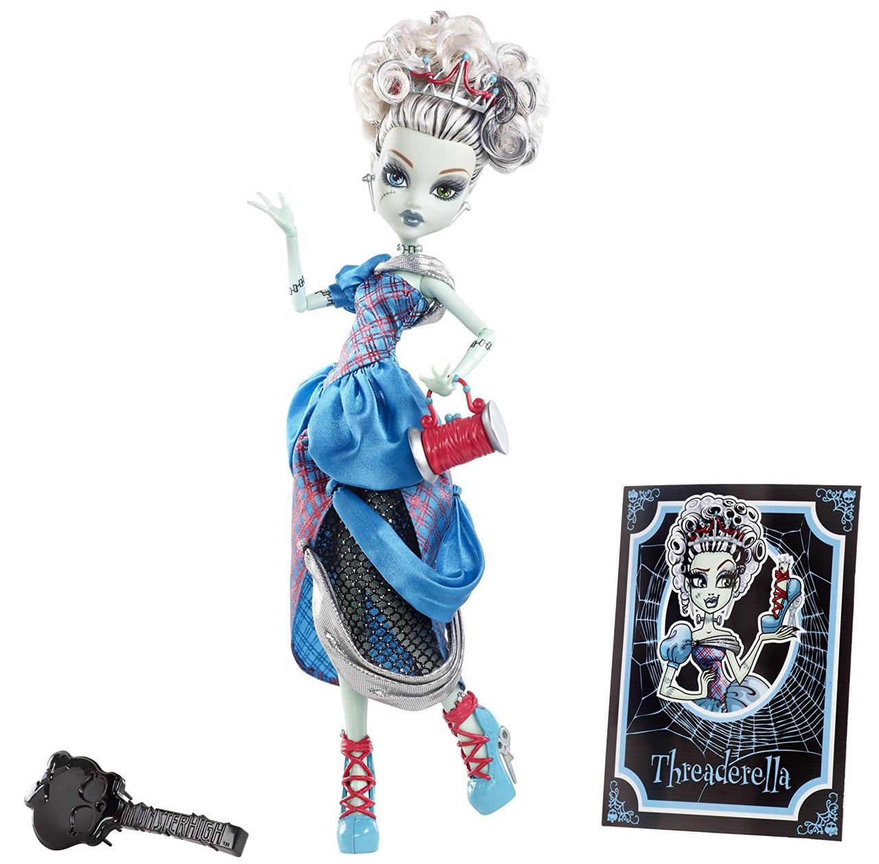 Monster High Frankie Stein Scary Tales Монстер Хай Френки Штейн Страшные Сказки