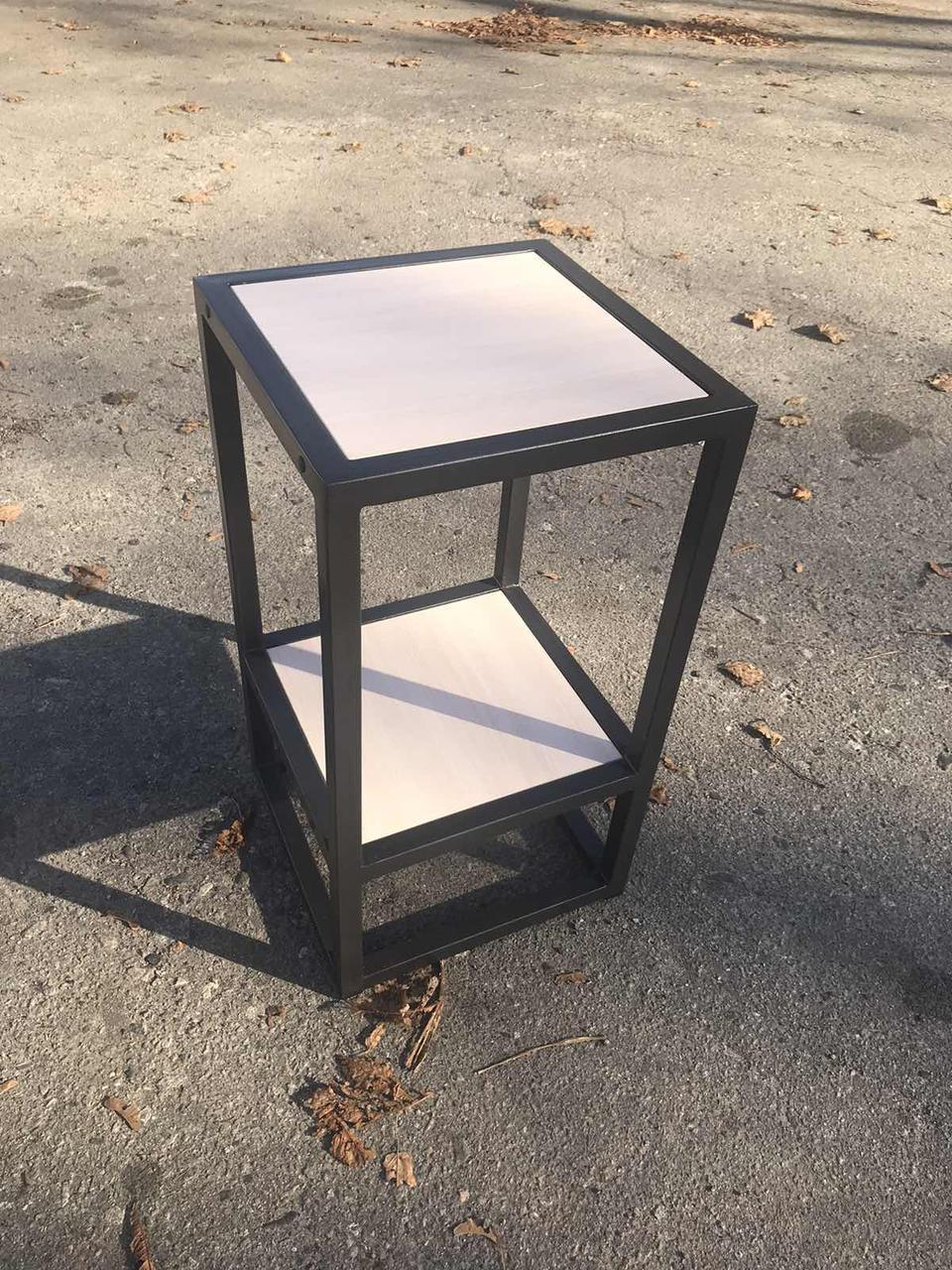 Прикроватный столик LNK - LOFT 600*350*350
