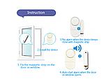 Дверная и оконная сигнализация (door/window entry alarm), фото 3