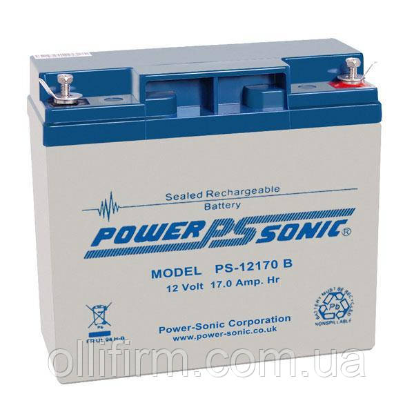 Aккумуляторная батарея  Power-Sonic PS12170 12В