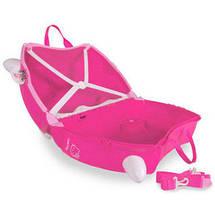 Детский дорожный чемоданчик TRUNKI TRIXIE, фото 2