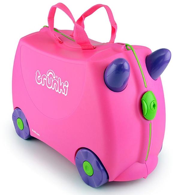 Детский дорожный чемоданчик TRUNKI TRIXIE