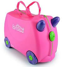 Дитячий дорожній валізку TRUNKI TRIXIE