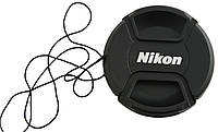 Передняя крышка объектива для Nikon, 55 мм