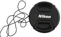 Передняя крышка объектива для Nikon, 72 мм