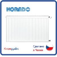 Стальной радиатор Korado тип 22 500*500 боковое подключение