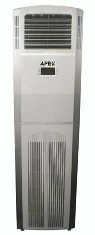 Осушувач повітря Apex AQ-120D 120л/добу, фото 2