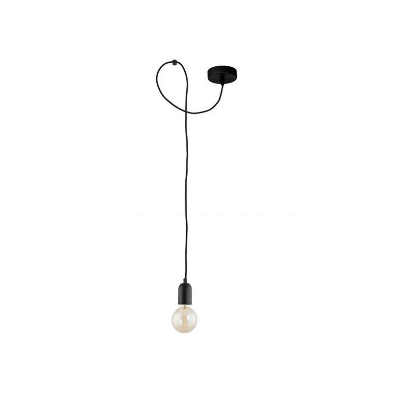 Люстра подвесная TK Lighting 2361 QUALLE BLACK