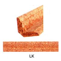 Уголок внутренний пробковый LK