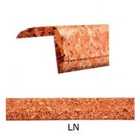 Уголок наружный пробковый LN