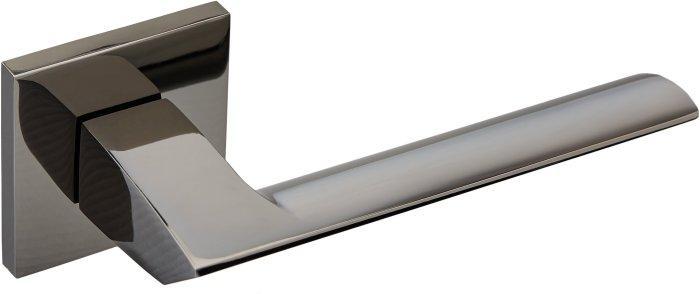 Дверні ручки Gavroche WOLFRAMIUM BN (чорний нікель)