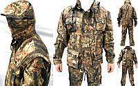 Костюм охотника-рыбака летний ткань хлопок