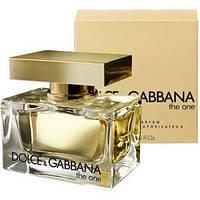 The One Dolce&Gabbana  (Зе Уан Дольче Габбана)  75мл