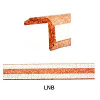 Уголок наружный пробковый LNB